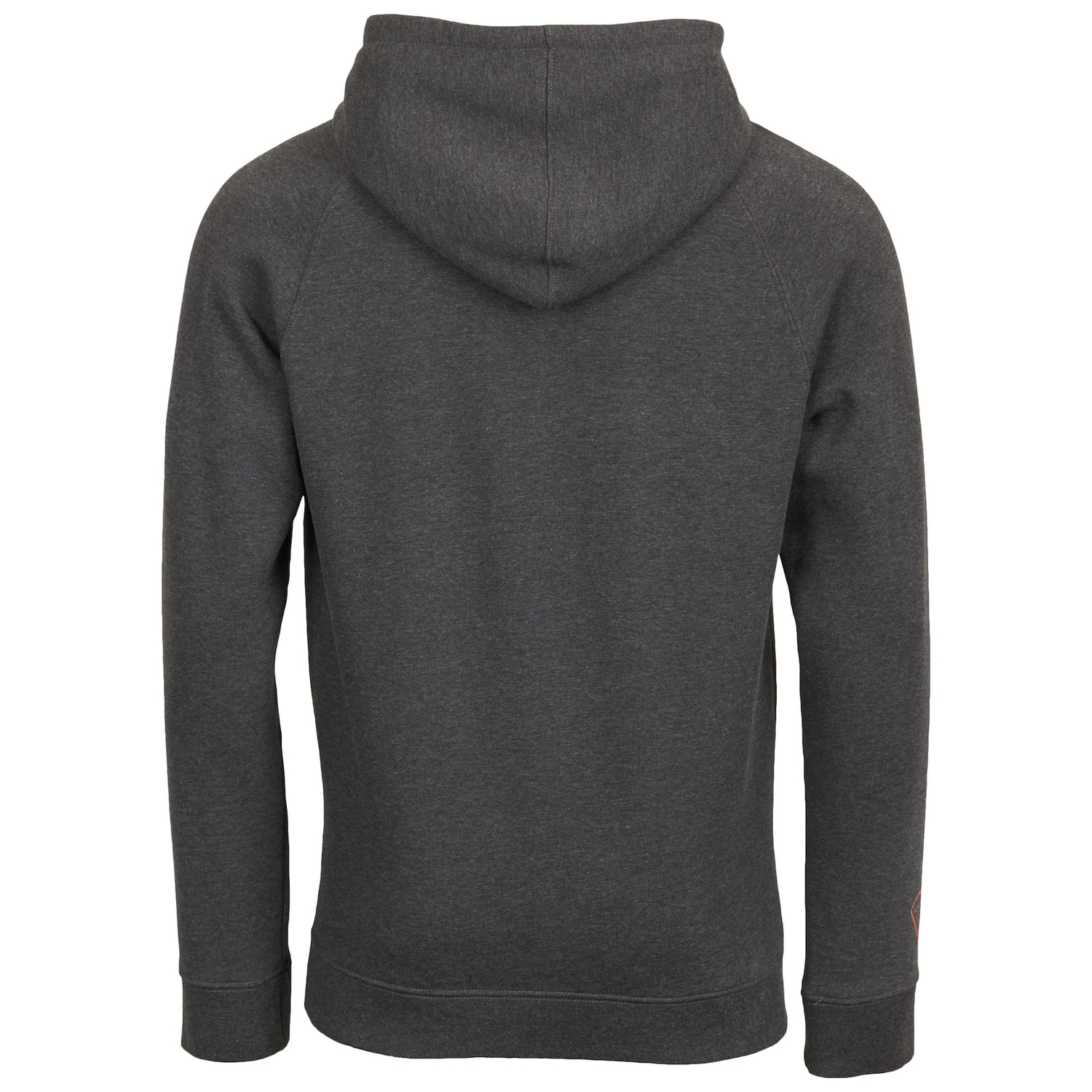 HOODED SWEATSHIRT ANTHRACITE HEATHER XL