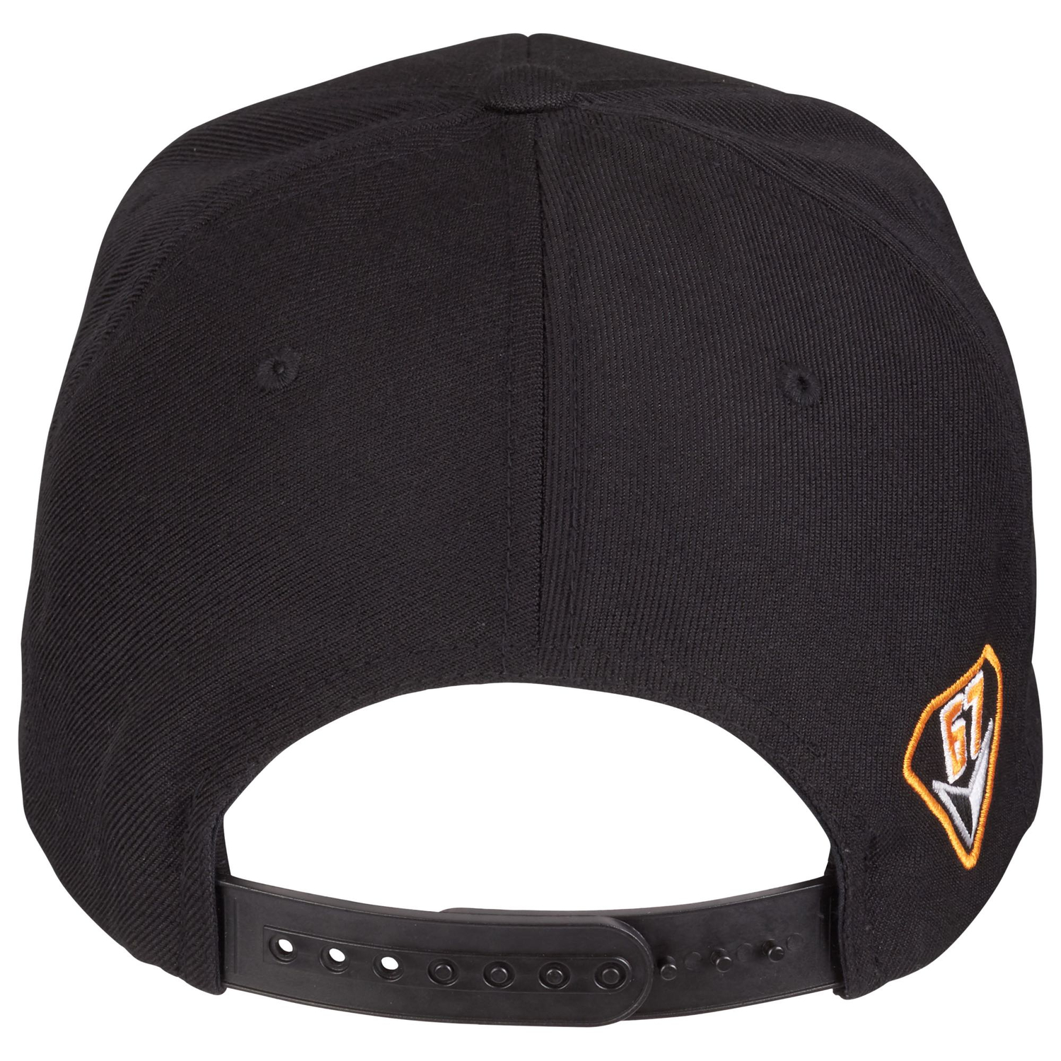 CAP WITH STRAIGT VISOR